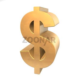 Dollar aus Gold
