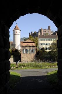 Kittsteintor in Wertheim