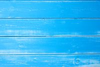 Light Blue Wooden Background, Copy Space