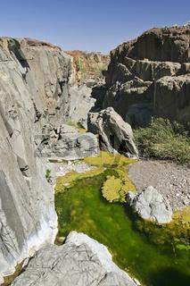 Aub Canyon, Kaokoveld, Namibia, Afrika, Africa