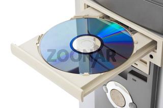Computer cd-rom