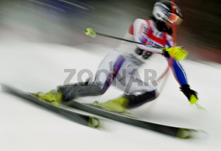 Slalom Maenner - Typical