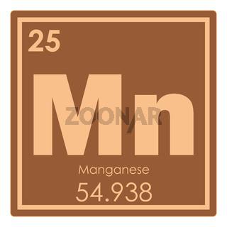 Manganese chemical element