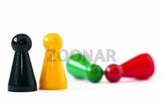 Koalition schwarz-gelb