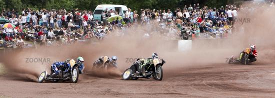 112th ADAC  dirt track racing Herxheim