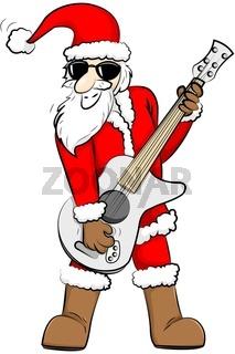 Rock Weihnachtsmann
