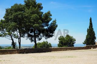 Panorama Südfrankreich