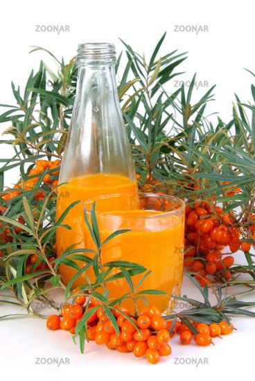 sallow thorn juice