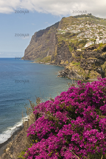 Madeira Portugal View Of Capo Girao