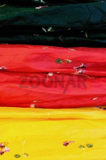 Schal's - Schwarz-Rot-Gelb