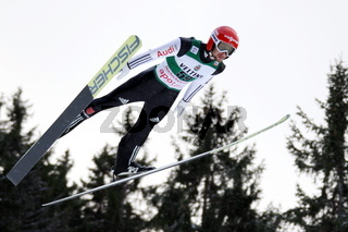 FIS-Weltcup Skispringen 17-18, Neustadt, Qualifikation