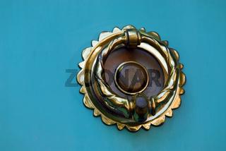 Türklopfer, door knocker