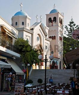 Kirche auf Kos, Griechenland