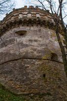 Tower of the castle if Ostrog