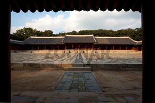 Jongmyo Yeongnyeongjeon Shrine Hall