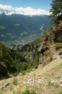 In den Bergen Südtirols