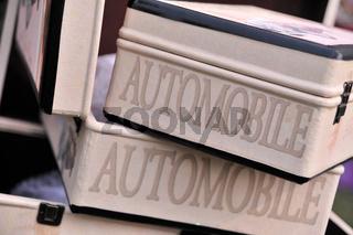 Schriftzug 'Automobile'