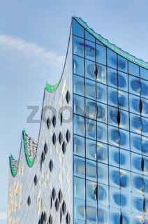Elbphilharmonie in Hamburg