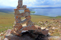 Song Kol Lake, Central Kyryzstan