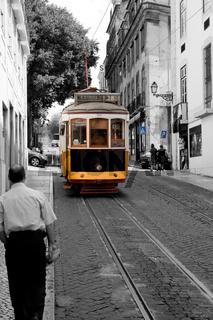 Linie 28 in Lissabon