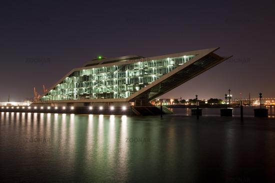 Hamburg, Germany, Dockland