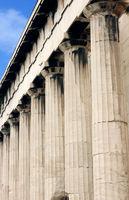Ancient Greek Temple of Hephaestus