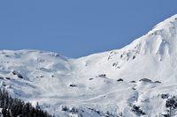Hochfügen ski resort in Tyrol