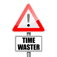 Attention Time Waster