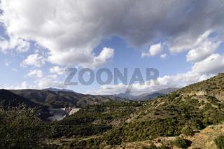 Sierra de las Nieves Marbella Andalusien Spanien