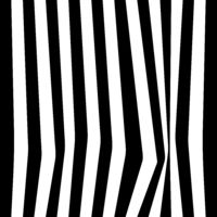 Striped seamless abstract background. black and white zebra print. Vector illustration. eps10
