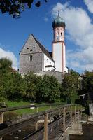 Bavaria, Village of Uffing,  Staffelsee