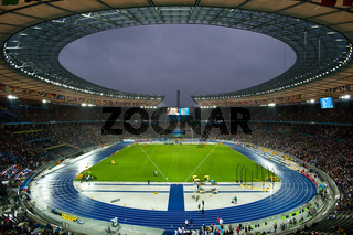 Olympiastadion Berlin LA-WM 2009