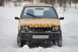 Minicar VAZ-1111 'Oka'