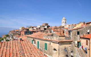 Capoliveri auf Elba