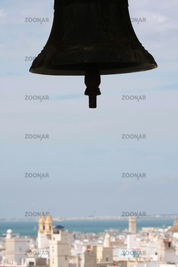 Bell of Cadiz. Andalusia
