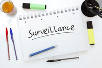 Surveillance text concept
