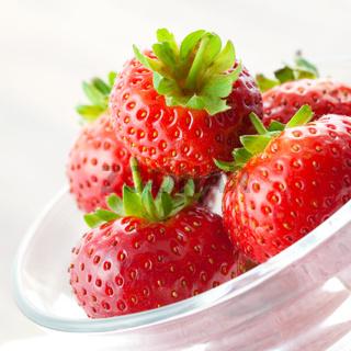 frische Erdbeeren / fresh strawberry