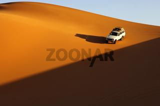 im Erg Muzuruq, Sahara