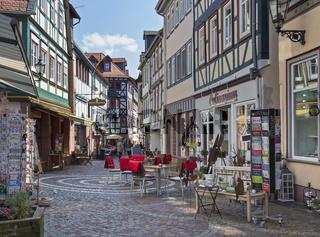 Gelnhausen in Hessen