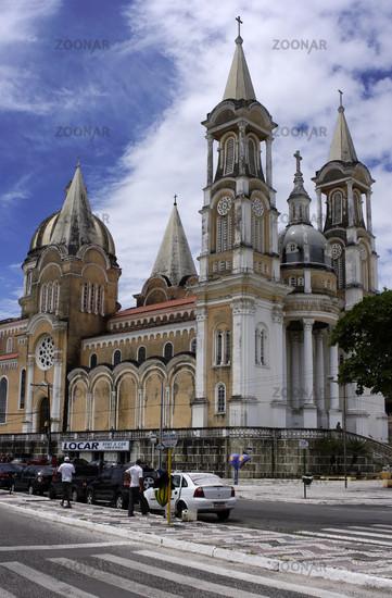St. Sebastian Cathedral, São Sebastião, Ilhéus, Bahia, Brazil, South America