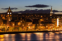 Panorama of Derry