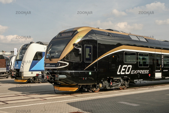 Leo-Express plans expansion to Germany and Poland