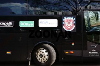 Mannschaftsbus FSV Frankfurt