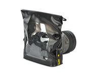 Camera in waterproof case