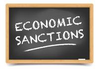 Blackboard Economic Sanctions