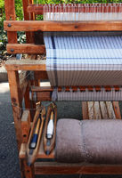 upright loom