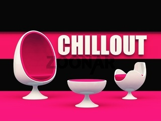 Chillout Club Pink