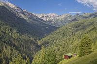 Soiern moountains in Bavaria