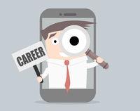 businessman career search