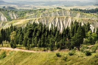 Toskana Landschaften XI